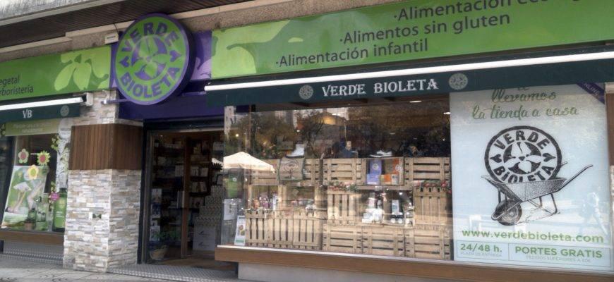 Verde Bioleta Herboristería
